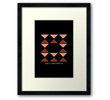Design 173 Framed Print