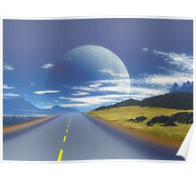 Imaginations Highway Poster