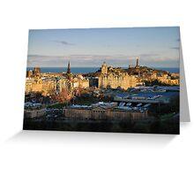 Classic Edinburgh Greeting Card
