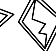 Block B - P.O Sticker