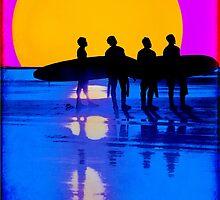Eternal Summer by Lisa Knechtel