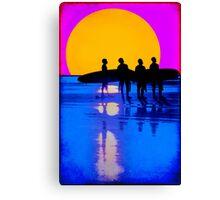 Eternal Summer Canvas Print