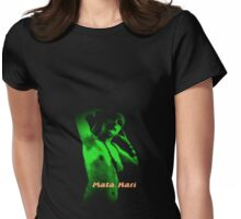 mata hari Womens Fitted T-Shirt