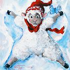 Snow Angel by Conni Togel
