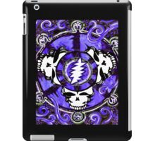 If the Thunder Don't Get ya Then The Lightin' Will - Design 1 iPad Case/Skin