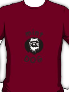 Mint Dog Pekignese T-Shirt