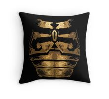 Cade Skywalker Armor Throw Pillow