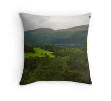 From Foyers Throw Pillow