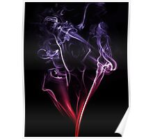 Smokin Lady Poster