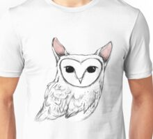 The rabbit owl  Unisex T-Shirt