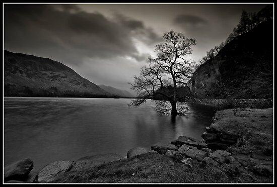 Ullswater at Dawn by Shaun Whiteman