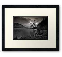 Ullswater at Dawn Framed Print