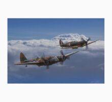 Spitfire And Blenheim Duxford  2015 - 3 T-Shirt