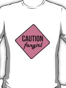Caution 2 Tshirt T-Shirt