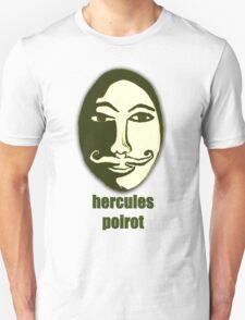 Hercules Poirot Updated T-Shirt