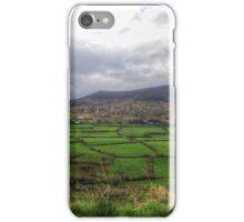 Dingle Peninsula Fields - Ireland iPhone Case/Skin