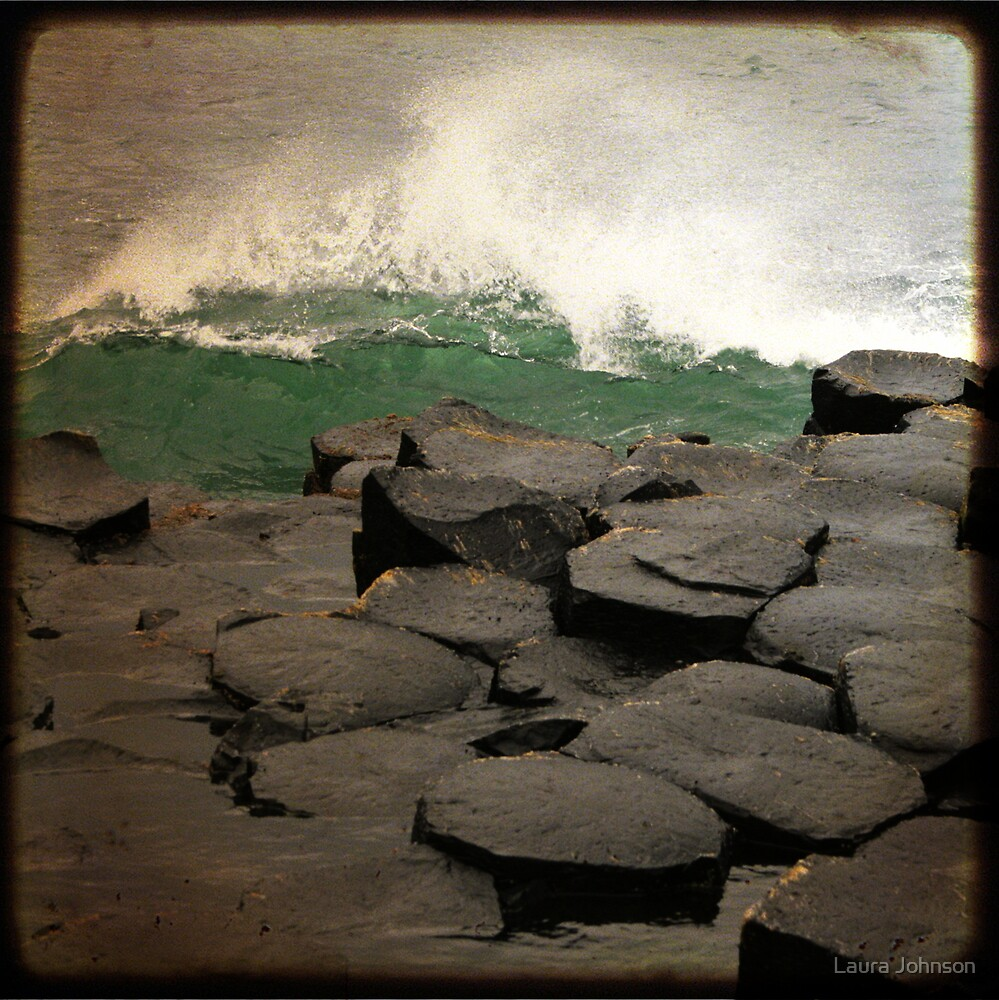 Giants causeway by Laura Cameron