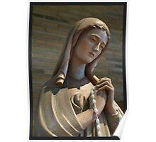 Virgin Mary II Poster