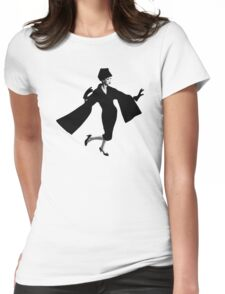 50s girl Womens Fitted T-Shirt