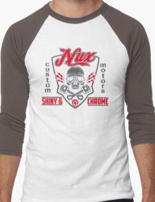 Nux custom motors Men's Baseball ¾ T-Shirt