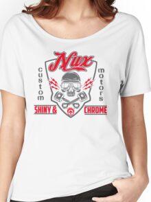 Nux custom motors Women's Relaxed Fit T-Shirt
