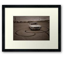 The Val Framed Print
