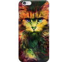 Schrödinger's cat iPhone Case/Skin