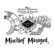 Harry Potter- Mischief Managed by jimhalpert