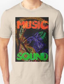 Music Sound Unisex T-Shirt