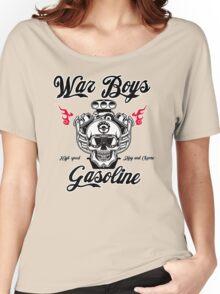 War Boys gasoline Women's Relaxed Fit T-Shirt