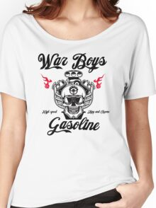 War Boys gasoline Women's Relaxed Fit T-Shirt