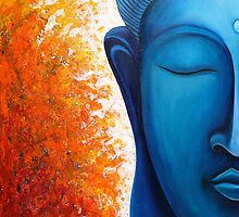 Passion Buddha by Gayle Utter