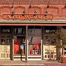 Coffee Shop & Art Store by Buckwhite