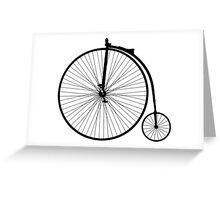 Hi wheeler Greeting Card
