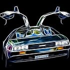 DeLorean Back Again... From the Past!!! by bygeorge