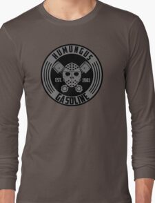 Lord Humungus gasoline Long Sleeve T-Shirt