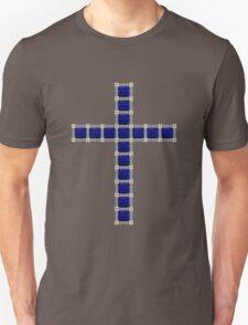 Blue Cross Unisex T-Shirt