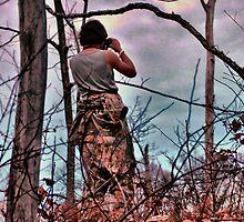 Deer Scout by Ann Eldridge