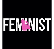 Feminist- Black Photographic Print