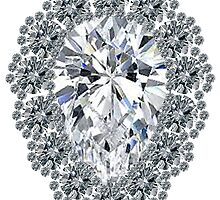 Diamond Pear by eldonshorey