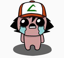 The Binding Of Isaac/Pokémon Crossover - Ash Ketchum (Kanto) T-Shirt