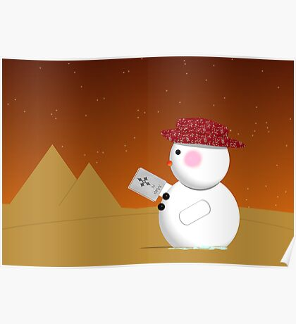 Feeling lost this holiday season? Poster
