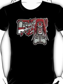 Metal Mascot Tag T-Shirt