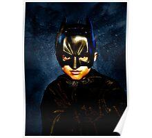 Batman Jr. Poster