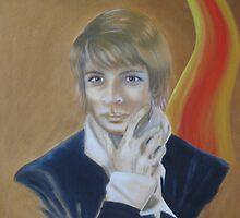 Rudolph Nureyev by Denise Martin