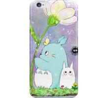 My cuttest Totoro ! iPhone Case/Skin