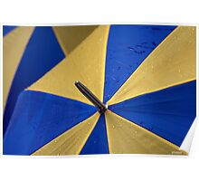 An umbrella Poster