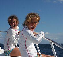 Twins' Joy... by Haydee  Yordan
