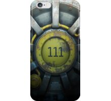 Fallout 4 - Vault 111 iPhone Case/Skin