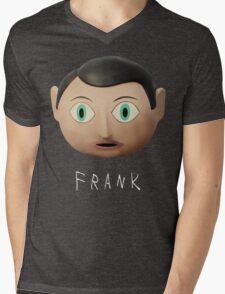 Frank Mens V-Neck T-Shirt